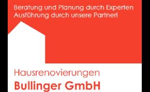 Hausrenovierung Bullinger GmbH
