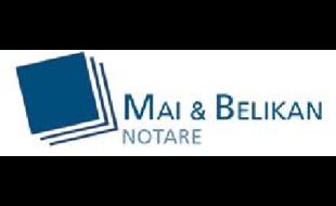 Logo von Notare Belikan und Mai