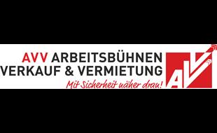 Logo von AVV Arbeitsbühnen- Vertriebs- und Vermietungs GmbH