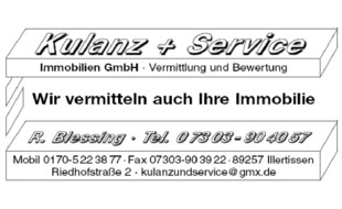 Blessing Immobilien Kulanz + Service GmbH