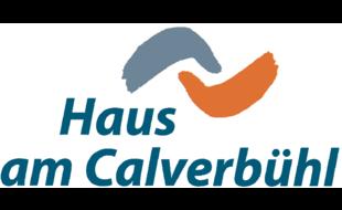 Logo von Haus am Calverbühl - Pflegezentrum für Demenzkranke mit integrierter Tagespflege
