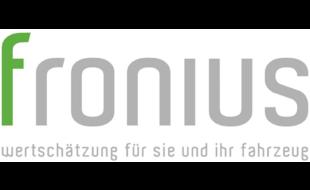 Logo von Kfz-Sachverständigenbüro Fronius