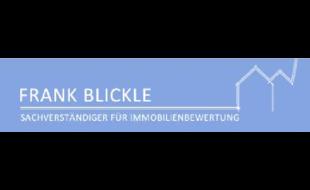 Blickle Frank - Sachverständiger für Immobilienbewertung