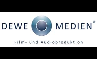 Logo von DEWE MEDIEN GmbH Film- und Audioproduktion