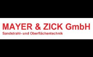 Mayer & Zick GmbH Sandstrahl und Oberflächentechnik