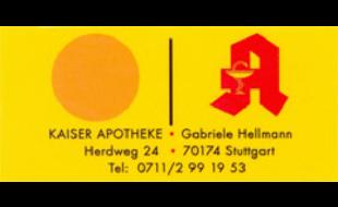 Bild zu Kaiser Apotheke in Stuttgart