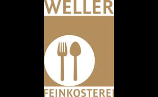 Logo von WELLER FEINKOSTEREI®
