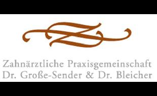 Große-Sender Stephan, Bleicher Anke Dres.med.dent.