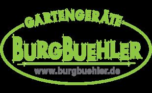 Logo von Burgbuehler Gartengeräte, Schleifservice, Reparaturen, Mietgeräte