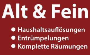 Bild zu Alt und Fein Haushaltsauflösungen - Entrümpelungen in Nehren in Württemberg