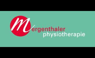Logo von Physiotherapie Mergenthaler Inh. Steffen Mergenthaler