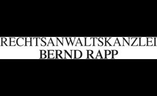 Logo von Anwaltskanzlei Bernd Rapp