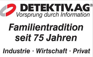 Logo von A . M . G . - DETEKTIV AG Wirtschaftsdetektei und Privatdetektei