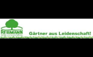Logo von REBMANN Garten- und Landschaftsbau