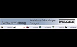 Logo von Autovermietung Mages GmbH