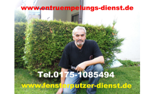 Bild zu Entrümpelungs- und Fensterputzer-Dienst Siegfried Loeffler in Tübingen