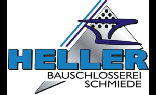 Logo von Heller Bauschlosserei Schmiede