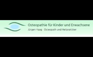 Haag Jürgen - Osteopathie für Neugeborene, Kinder, Erwachsene