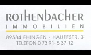 Logo von Rothenbacher Immobilien IVD Ihr renommierter Immobilien - Makler in Ehingen