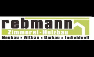 Logo von Rebmann Zimmerei Holzbau