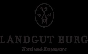 Hotel Landgut Burg GmbH, Restaurant + Cafe