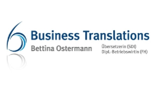 Logo von Business Translations Bettina Ostermann