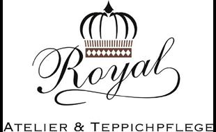 Logo von Atelier & Teppichpflege Royal
