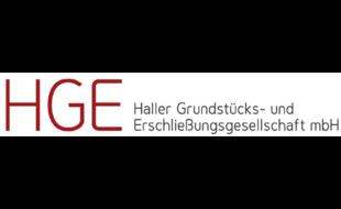 Logo von HGE Haller Grundstücks- und Erschließungsgesellschaft mbH