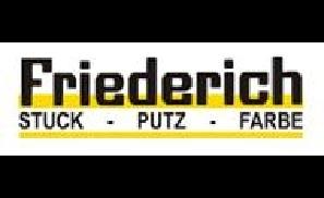 Logo von Friederich Stuck-Putz-Farbe