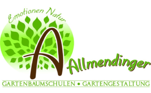 Logo von Allmendinger Gartengestaltung