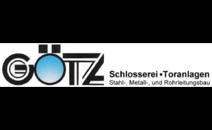 Logo von Götz GmbH - Schlosserei, Toranlagen, Stahlbau, Metallbau, Rohrleitungsbau