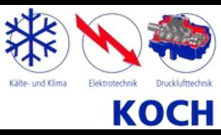 Logo von Koch Drucklufttechnik