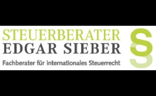 Logo von Sieber Edgar, Steuerberater