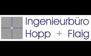 Logo von Ing.-Büro Hopp + Flaig - Qualitätsmanagement Datenschutz, Zulassung Medizinprodukte