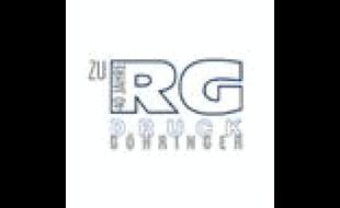 Logo von RG Digitaldruck