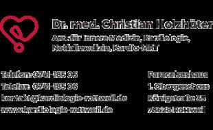 Bild zu Holzhüter Christian Dr.med., Facharzt für Innere Medizin Kardiologie Notfallmedizin in Rottweil