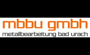 mbbu gmbH Metallbearbeitung Bad Urach