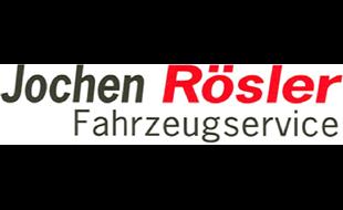 Logo von Jochen Rösler Fahrzeugservice
