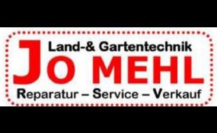Logo von Land-& Gartentechnik Jo Mehl