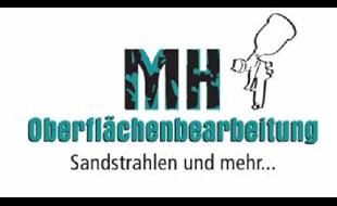 Logo von MH Oberflächenbearbeitung Martin Hartmann