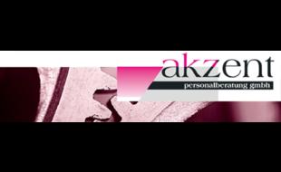 Logo von akzent personalberatung gmbh