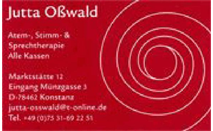 Logo von Oßwald Jutta