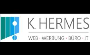 Logo von Hermes K. Büro & IT Dienstleistungen