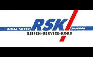 Reifen Service Korb