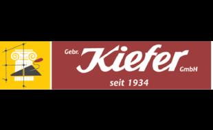 Logo von Kiefer Gebr.