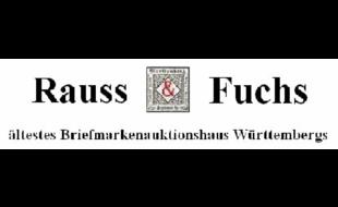 Logo von Ältestes Briefmarkenauktionshaus Württembergs Rauss & Fuchs GmbH