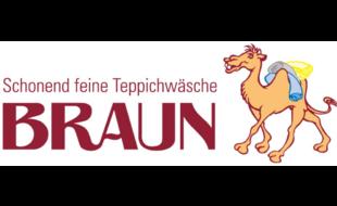 Logo von Teppichpflege BRAUN