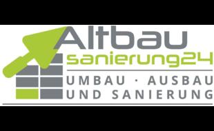 Logo von Altbausanierung24 GmbH