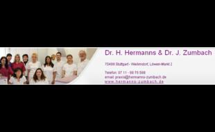 Logo von Hermanns Harald u. Zumbach Jana Dres.med.dent.