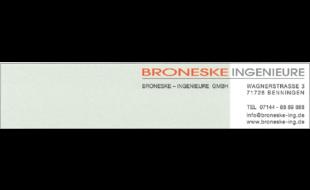Bild zu Broneske-Ingenieure GmbH in Remseck am Neckar